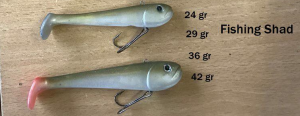 Article de peche : Fishing Shad