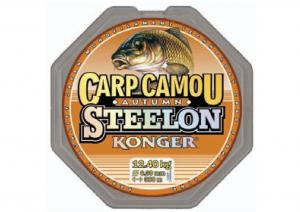 Article de peche : Steelon Carpe Camou Automne