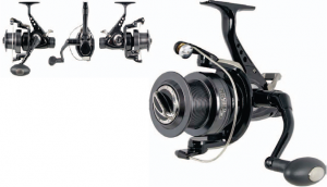 Article de peche : Carbomaxx Carpe&Feeder Long Cast 400 FD/FSS