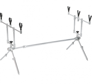 Article de peche : rod Pod Konger Steel