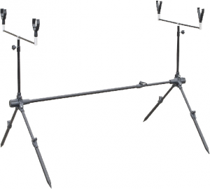 Article de peche : Rod Pod Konger Black Carpe