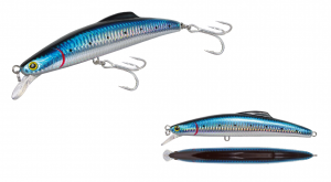 Article de peche : Bolt Minnow