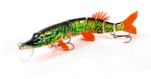 Article de peche : Living Pike Flottant